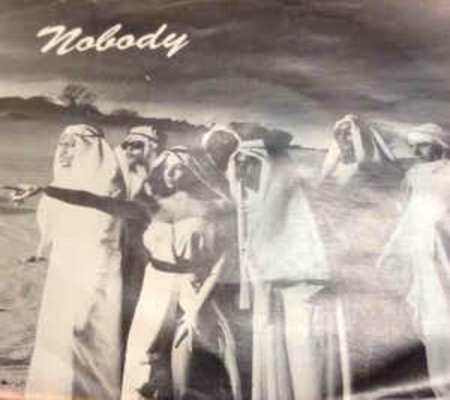 Nobody - I Saw You