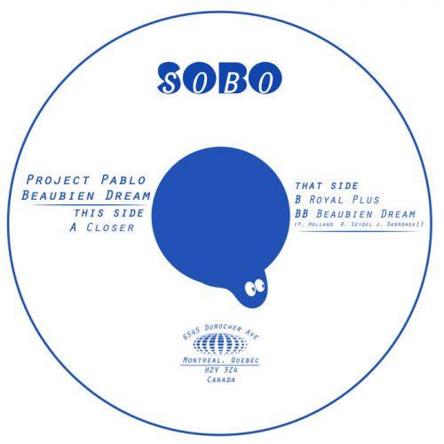 """Project Pablo - """"Beaubien Dream"""""""