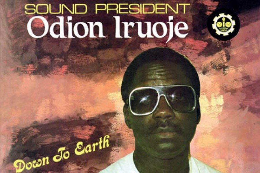 Odion Iruoje - Down To Earth