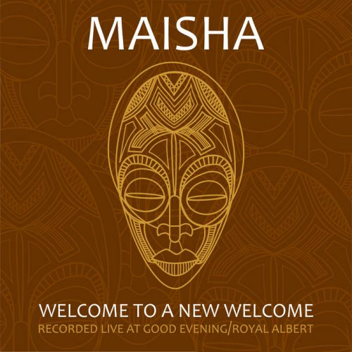 """Maish - welcome to a new welcome"""" EP"""