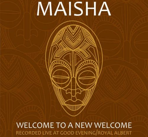 "Maish - welcome to a new welcome"" EP"