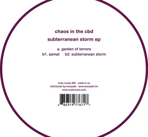 Chaos In The CBD return to Mule Musiq with 'Subterranean Storm.'