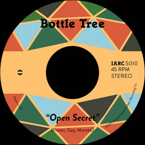 Bottle Tree - Open Secret