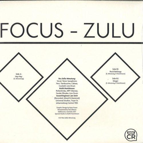 Focus - Zulu