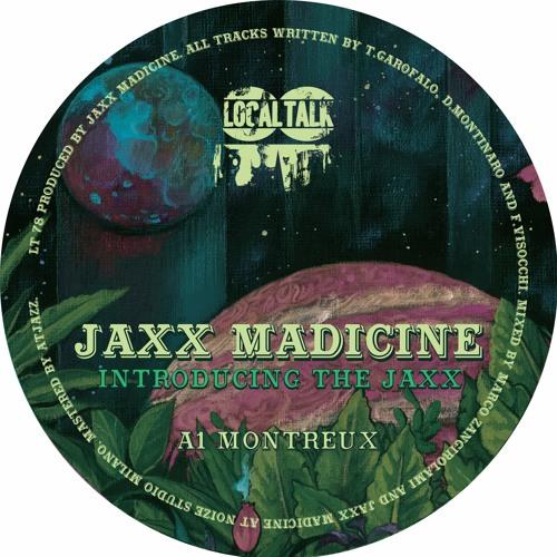 Jaxx Madicine - Introducing The Jaxx