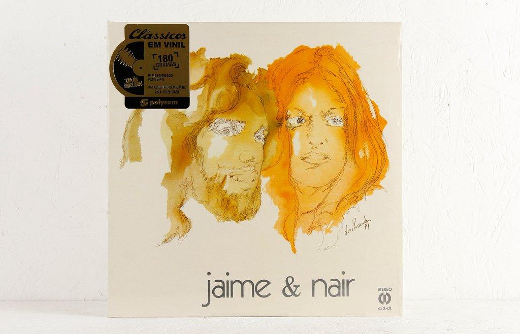 Jaime & Nair – Jaime & Nair