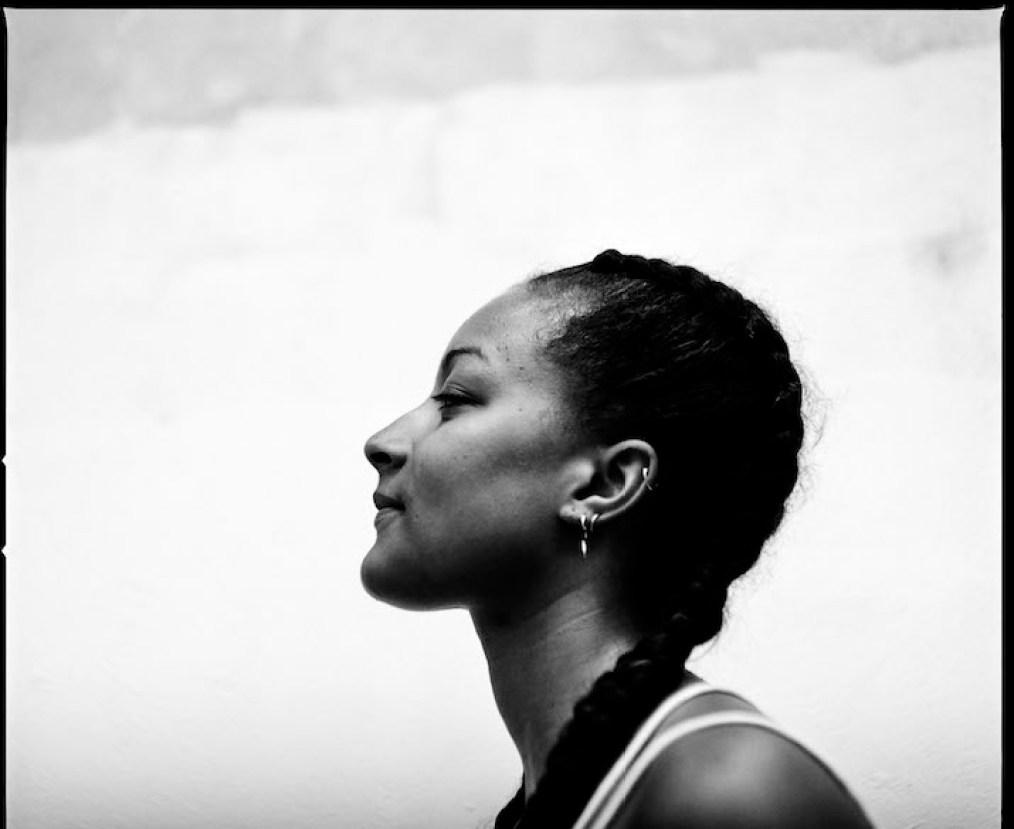 London-Based Saxophonist Nubya Garcia