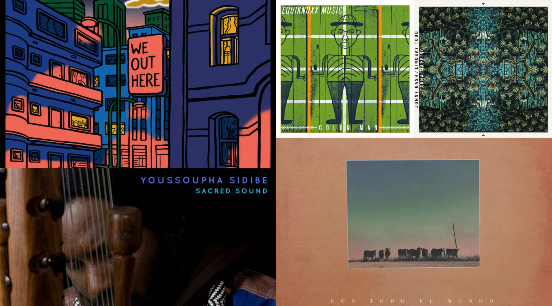 Five releases you need to hear
