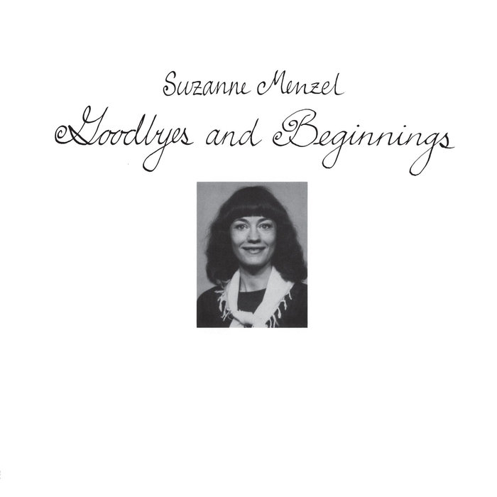 Suzanne Menzel's elusive 1981 album reissued for the first time