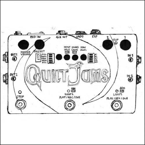 Elsa Hewitt - Quilt James EP