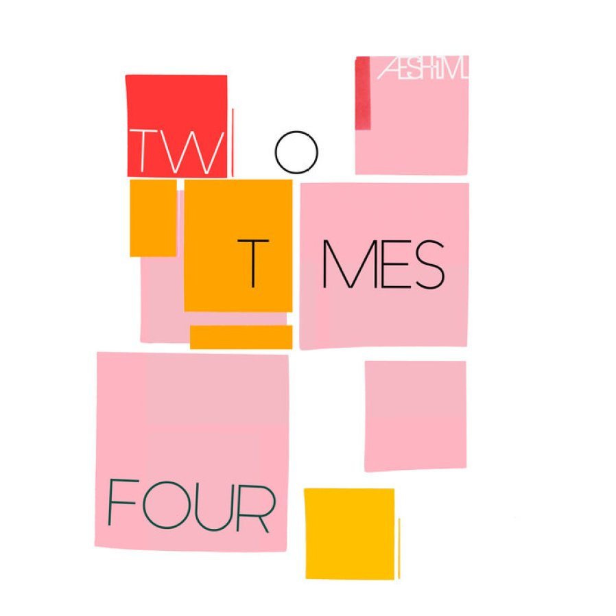 Aeshim - Two Times Four EP