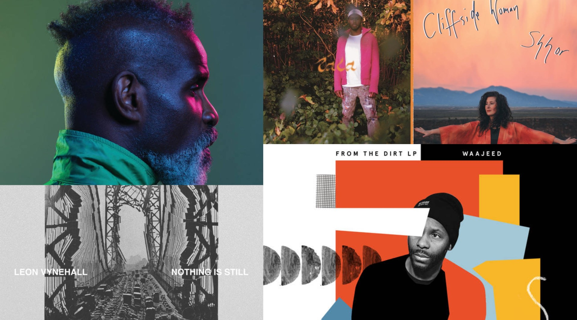Between The Cracks: 5 Albums You May Have Missed.