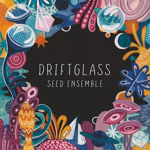 Saxophonist Cassie Kinoshi's SEED Ensemble announces debut album, Driftglass.