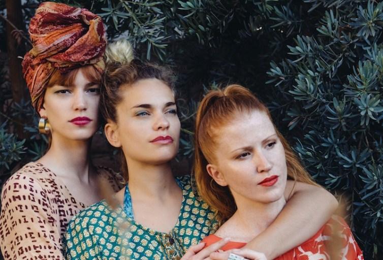 Argentinian trio Fémina's set to drop Quantic produced album