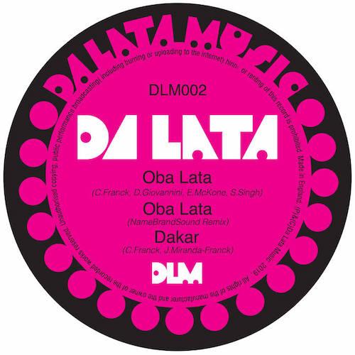 Da Lata return with a new EP called 'Oba Lata' .