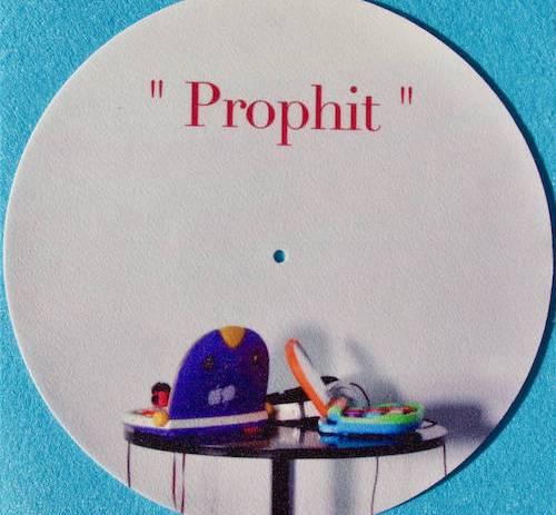 Cy Gorman & Wu Kush - Prophit.