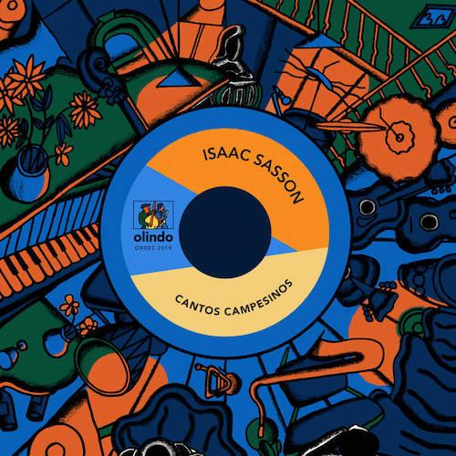 Isaac Sasson - Cantos Campesinos EP