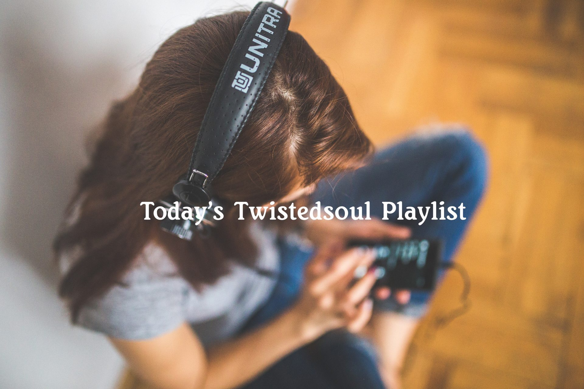 Tune in for our new weeky playlist.
