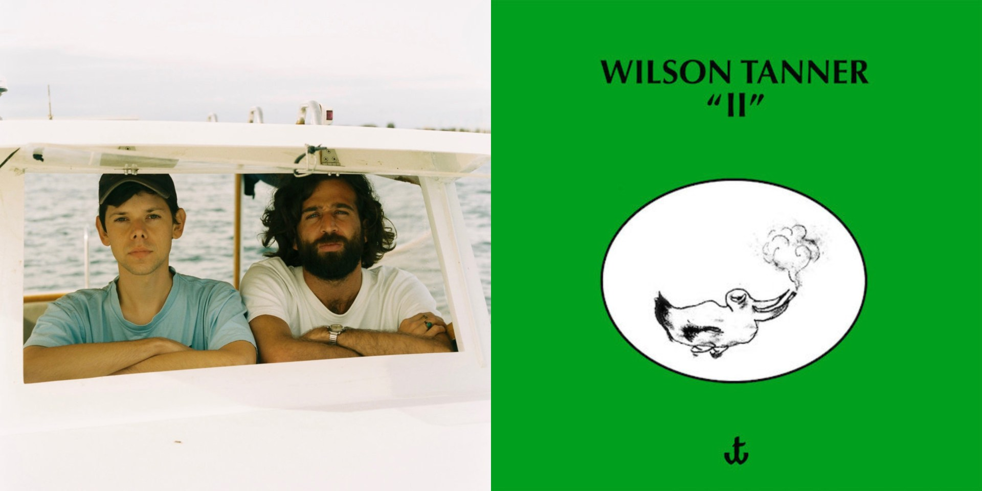 New music from Wilson Tanner.