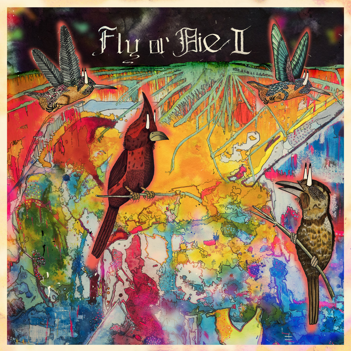 Jamie Branch - FLY or DIE II: bird dogs of paradise