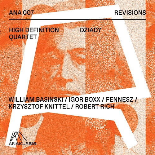 Polish Jazz London Series: High Definition Quartet (18 October).