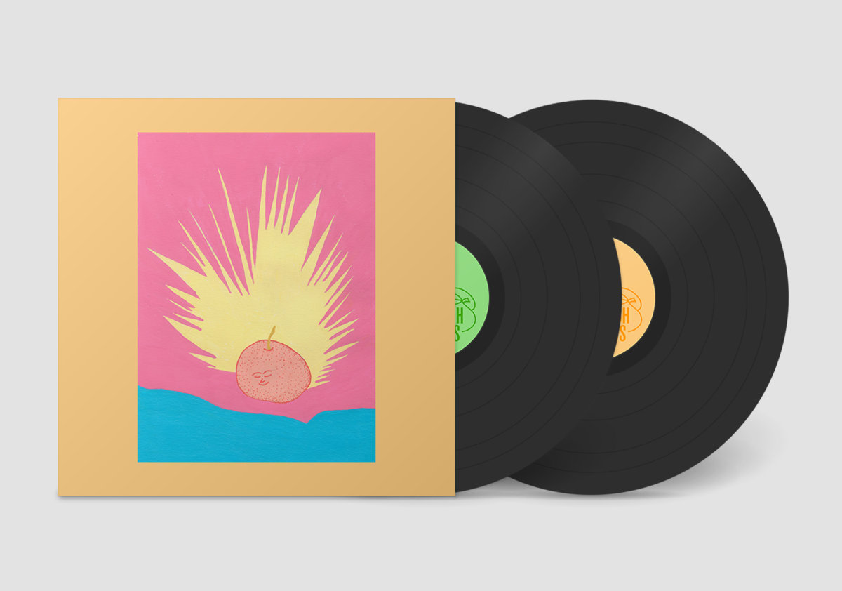The Peach Discs co-founder's debut LP arrives in November.