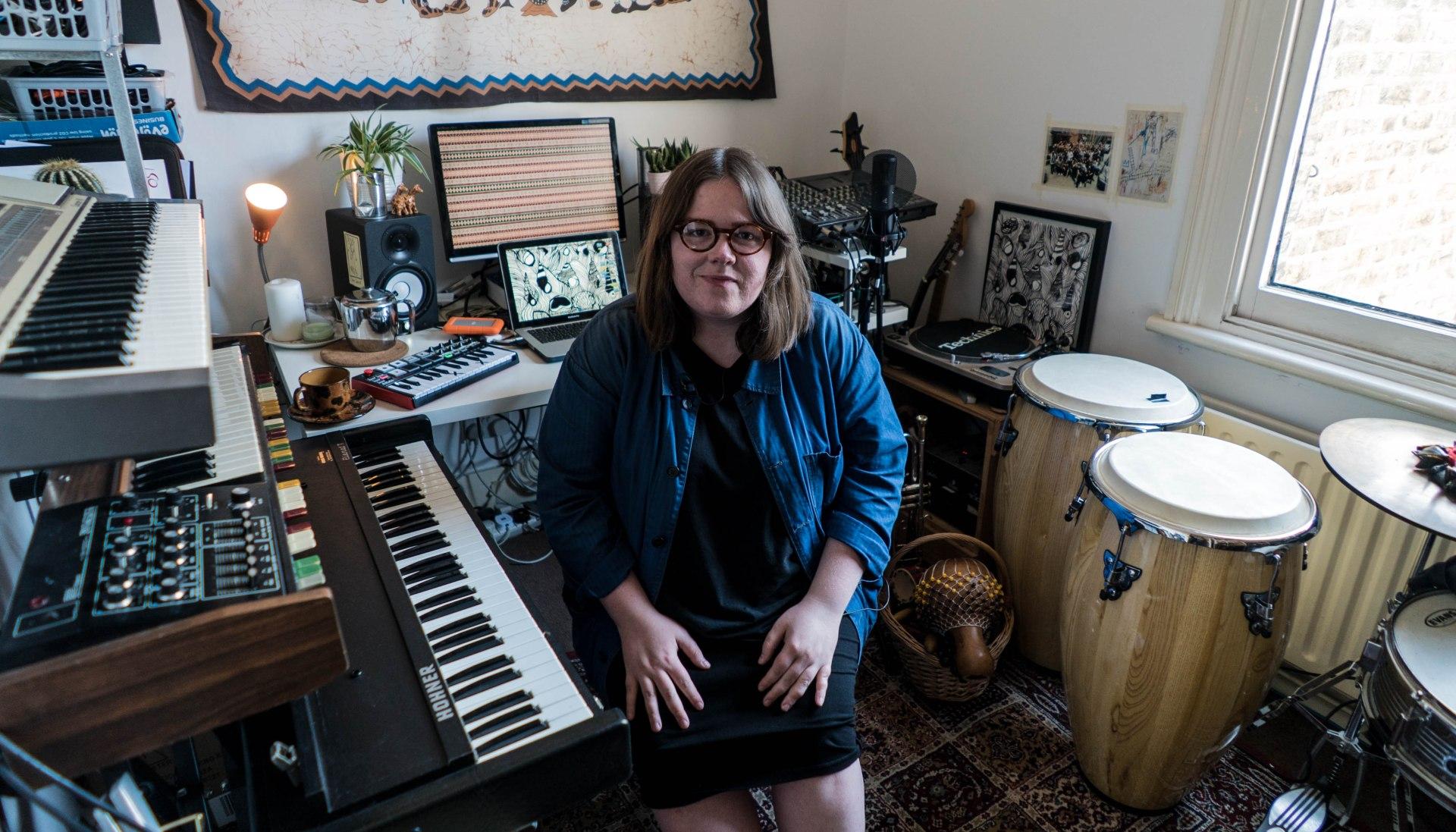 Emma-Jean Thackray shares new music.