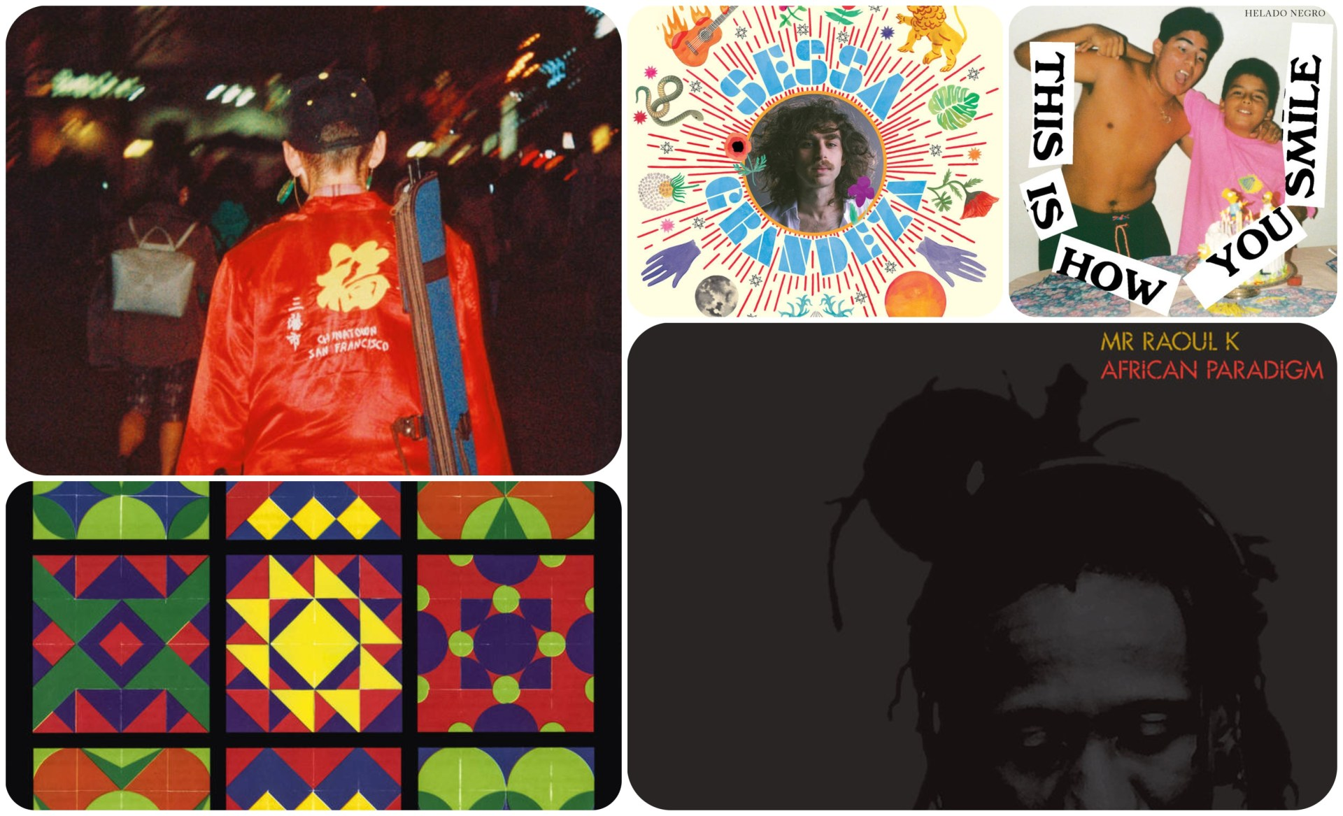 Five superb albums you need to hear.