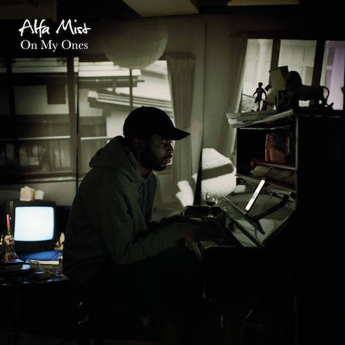 Alfa Mist unveils solo piano EP called 'On My Ones' coming out 28th Feb on Sekito.