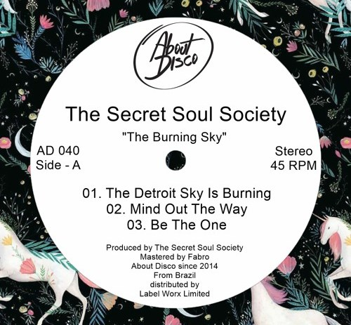 The Secret Soul Society Guest Mix