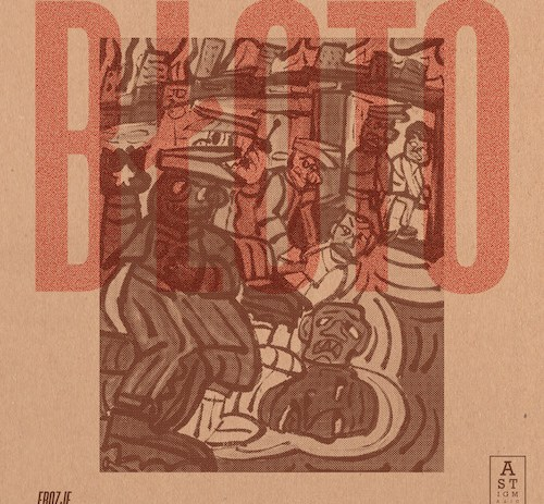 Błoto set to release debut LP via Astigmatic Records