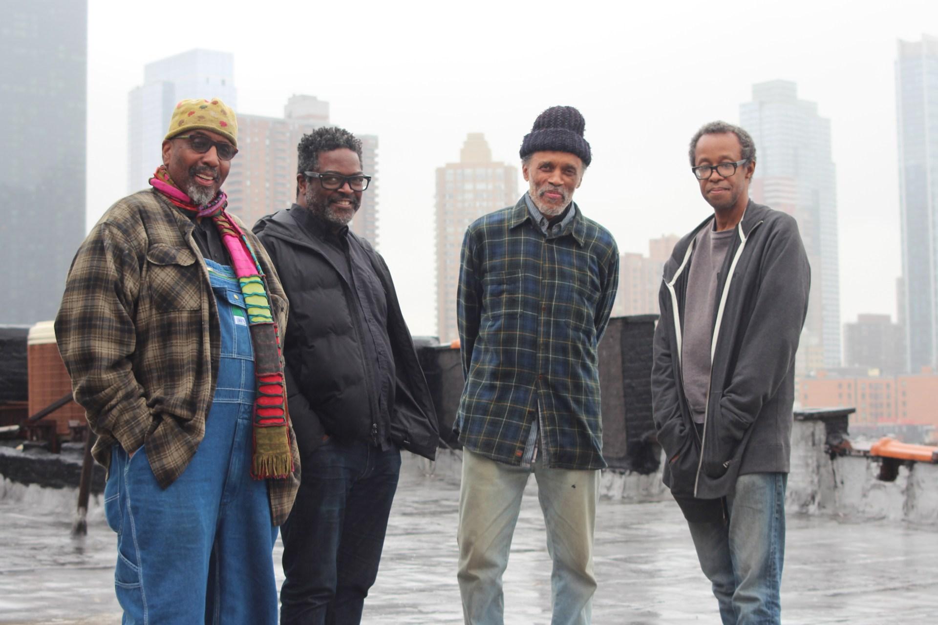 Daniel Carter, Matthew Shipp, William Parker, Gerald Cleaver releasing collaborative LP via 577 Records.