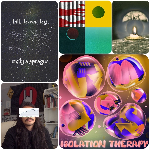 Enjoy these creations from isolation.