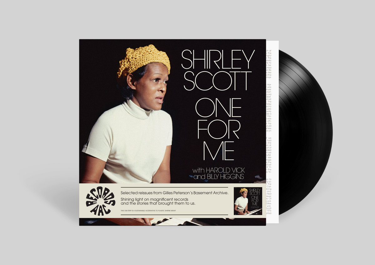 Shirley Scott – One For Me.