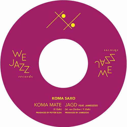 Komo Saxo return with a double banger!