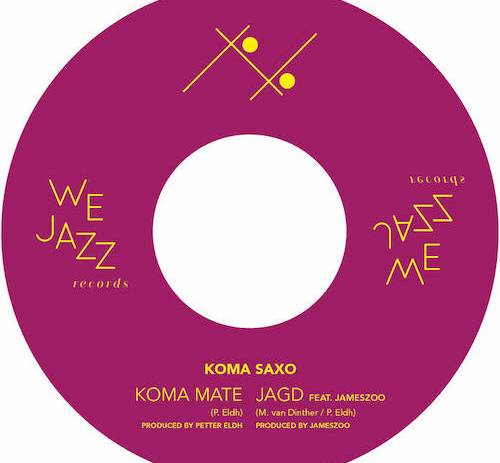 Komo Saxo return with a double banger!