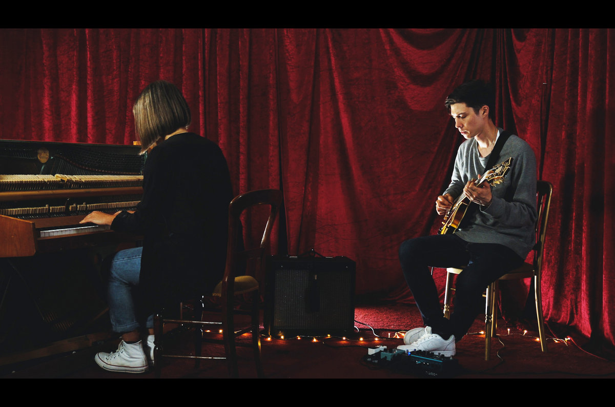 Interview/Music: Maria Chiara Argirò + Jamie Leeming.