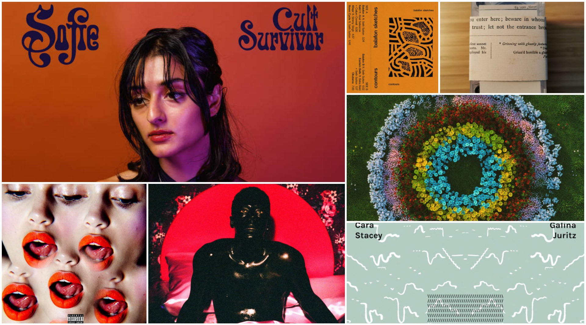 Our pick of the best new albums you need to hear.