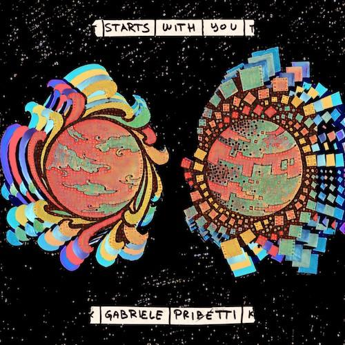 Gabriele Pribetti debut single.