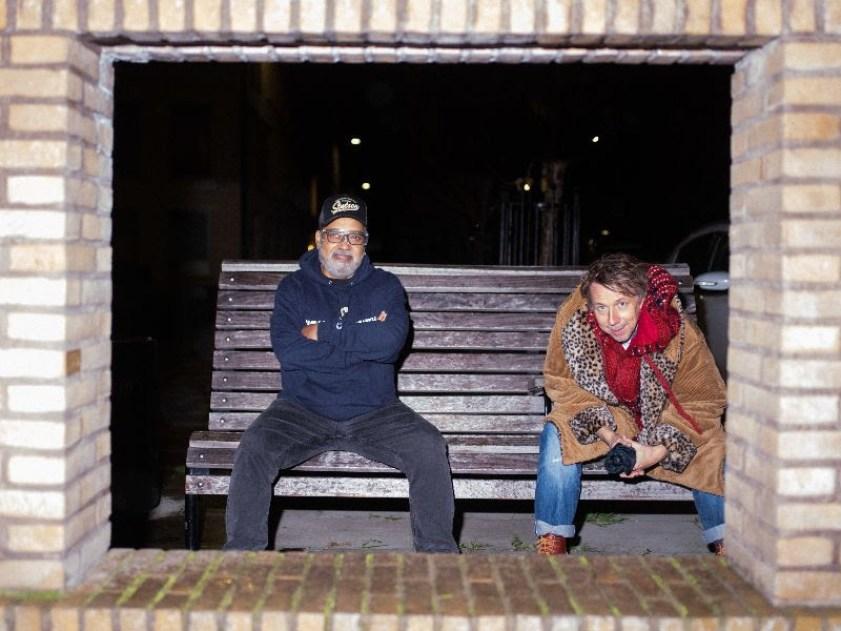 STR4TA aka Gilles Peterson & Bluey announce new album.
