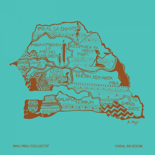 Wau Wau Collectif release new album.