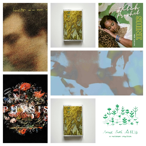 Another week, another batch of musical meditations to warm your earbuds.
