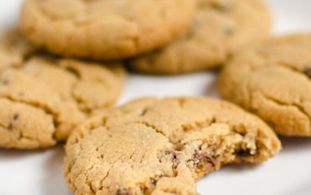 Peanut Butter Chocolate Chip Cookies   Twisted Tastes