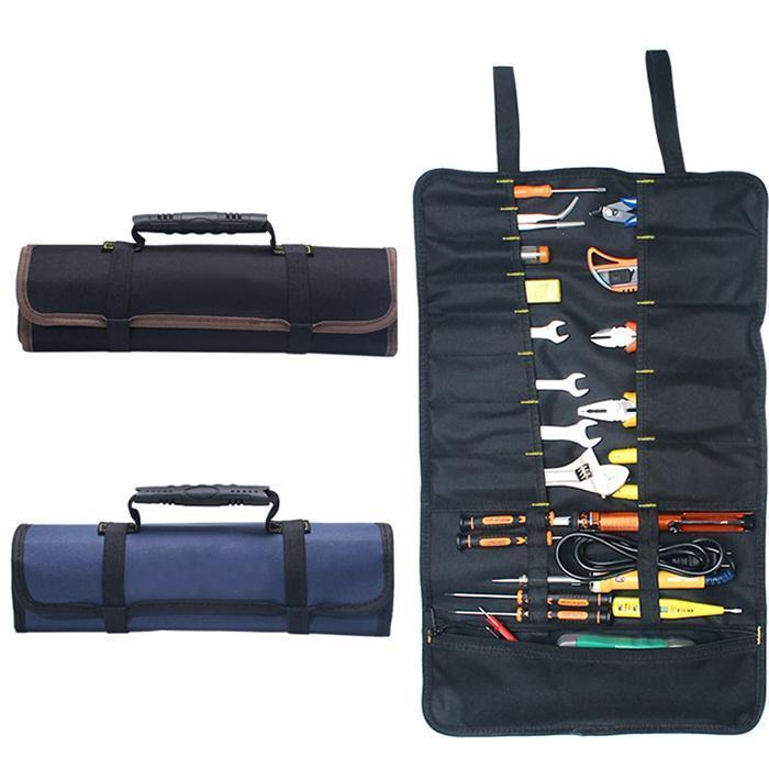 TT Racing Tool Roll Bag