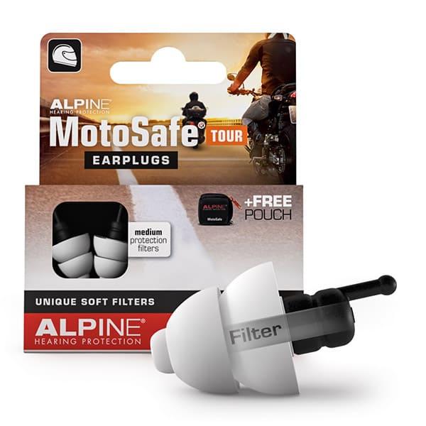 Alpine Motosafe Race Earplugs