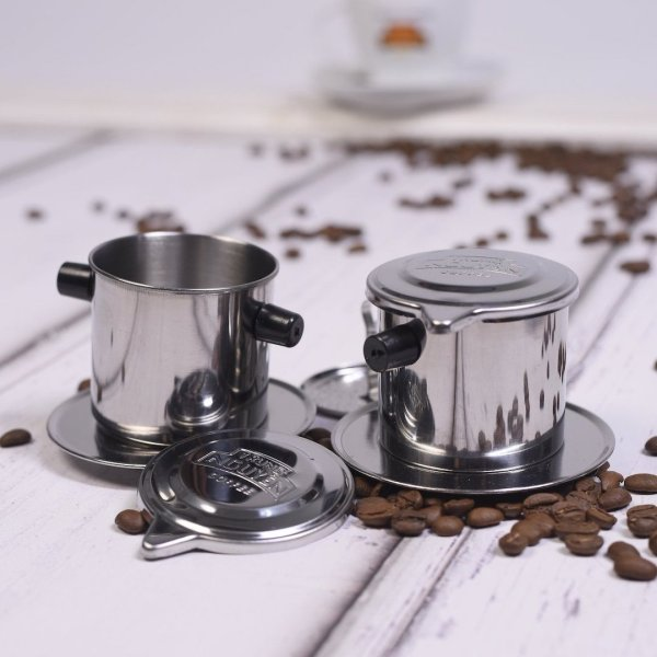 Trung Nguyen Vietnamese Coffee Filter (Phin) - Twisted Trails