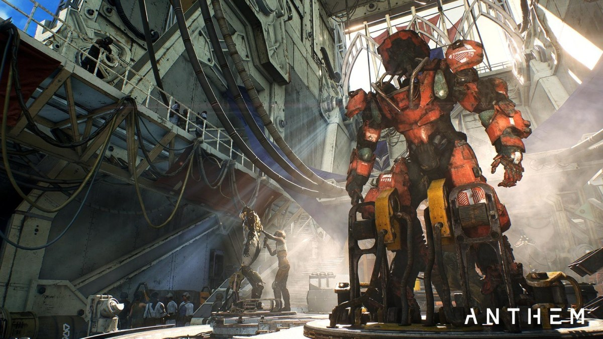 Anthem Demo Final Download Size Is Considerably Larger, New Image Shared From PS4