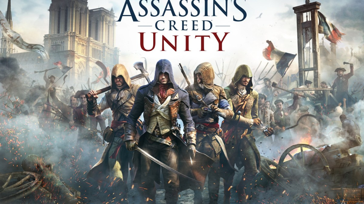 Assassin's Creed Unity Going Free Forces Ubisoft To Increase Server Capacity 4 Years After Launch