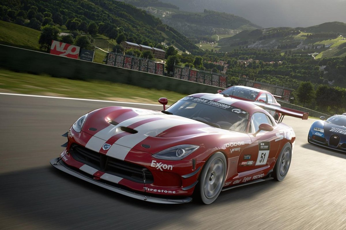 Here's What New Cars Are Coming To Gran Turismo Sport In An Update