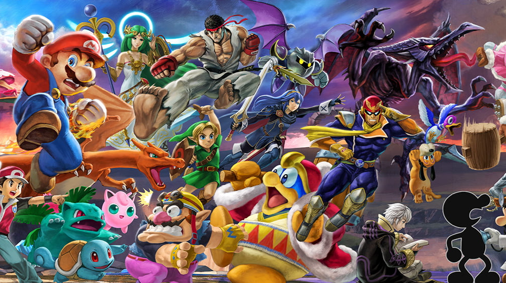 super smash bros ultimate update 6.1.1 patch notes